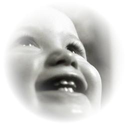 il bimbo che sorride